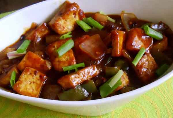 Chilli Paneer Recipe - Tastekatadka