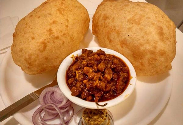 Chole Bhature - tastekatadka